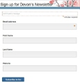 ENEWS SIGNUP PRINTSCREEN
