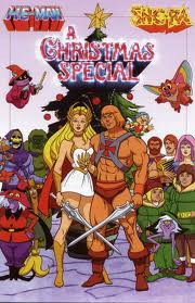 HE MAN AND SHE RA CHRISTMAS