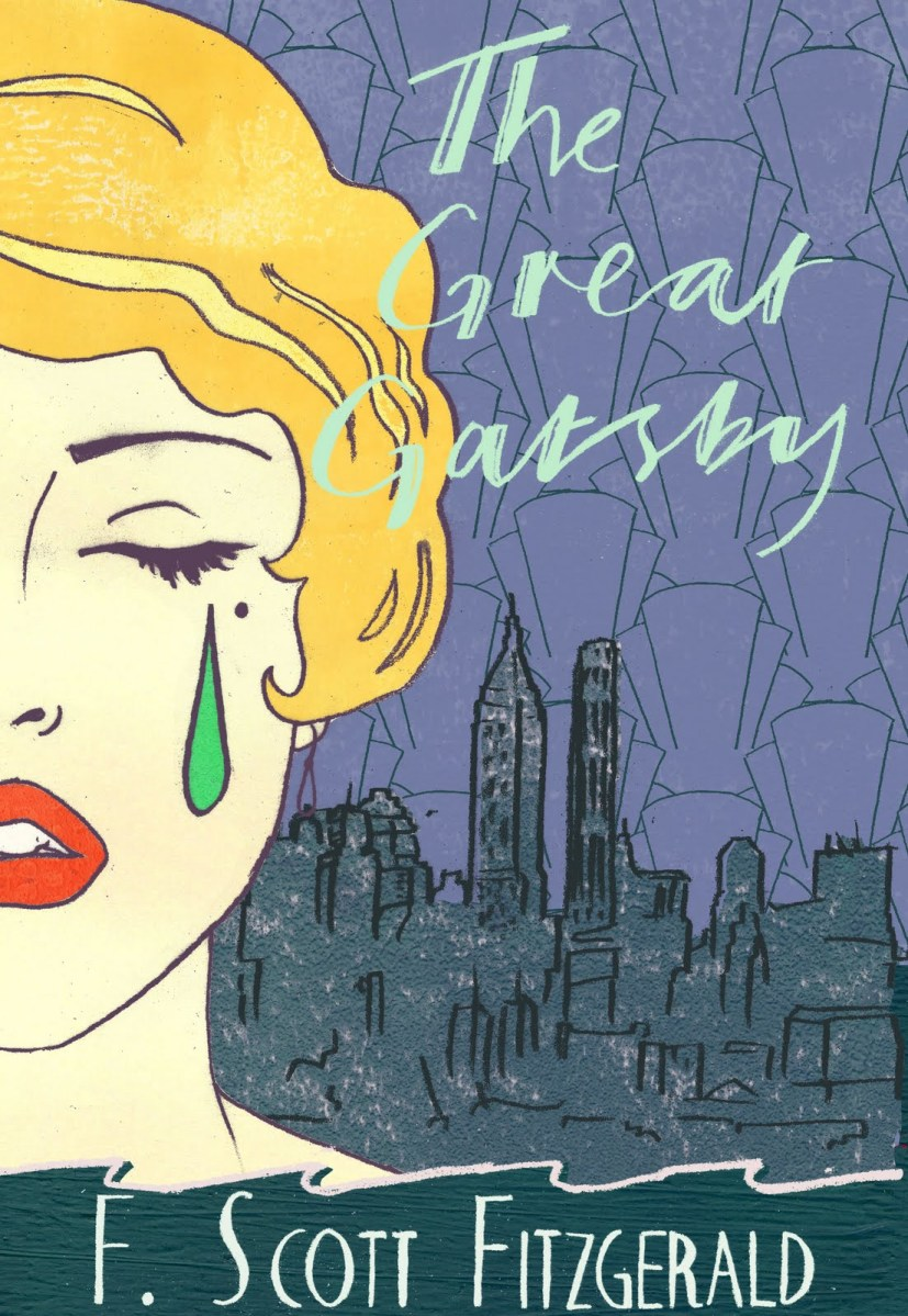 Book review the great gatsby the starving artist