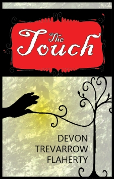 THE TOUCH WATTPAD COVER BLACK OPTION