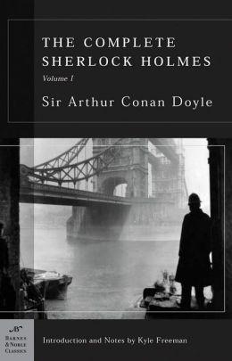 by Arthur Conan Doyle