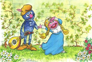 GROVER AND PRARIE DAWN