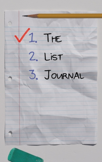 LIST JOURNAL COVER ONLY