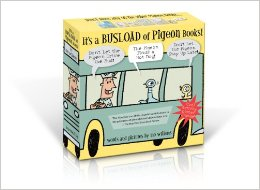 ITS A BUSLOAD OF PIGEON BOOKS