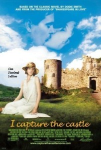 I CAPTURE THE CASTLE MOVIE