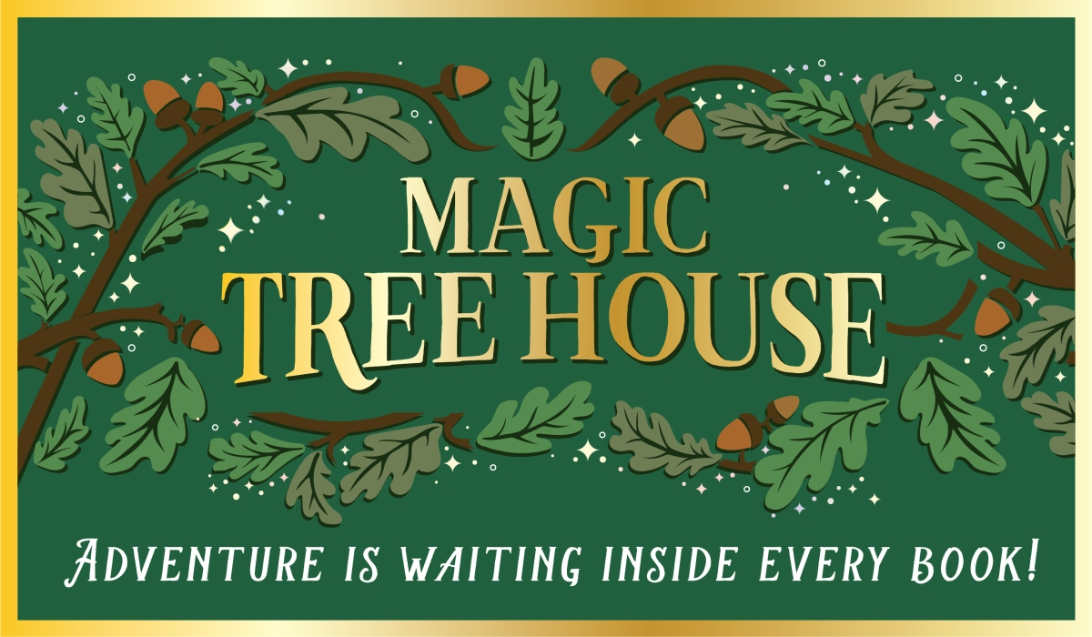 Series Review The Magic Treehouse The Starving Artist