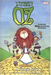 MARVELS THE WONDERFUL WIZARD OF OZ