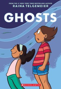GHOSTS TELGEMEIER