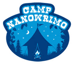 CAMP NANOWRIMO 2018 BADGE