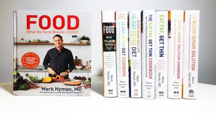 MARK HYMAN BOOKS
