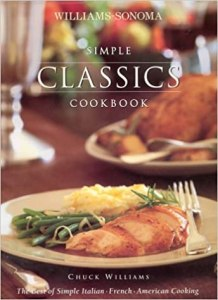 SIMPLE CLASSICS COOKBOOK