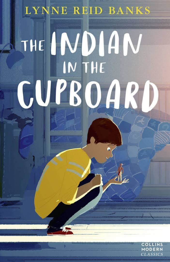 Book Review The Indian In Cupboard Starving Artist
